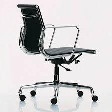 aluminium group ea 117 office chair by vitra