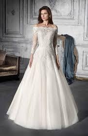 robe de mari robe de mariée demetrios 2017 2018 couture nuptiale collection