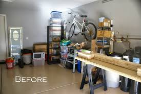 garage workbench remodelaholic build an organized pegboard tool