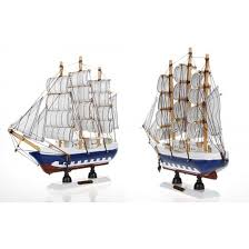 mylifeunit vintage nautical wooden model ships 9