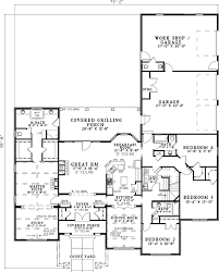 corner lot floor plans plan 59857nd rustic european design corner house and future