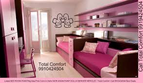 pink color combination interior design fresh berger paints interior colour combination