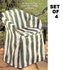 Patio Chair Cover Plastic Patio Furniture Covers Foter