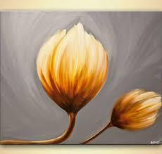 floral paintings for sale by osnat tzadok