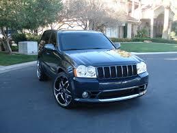srt8 jeep modified koopa27 2007 jeep grand cherokeesrt8 sport utility 4d specs