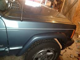 wrecked black jeep grand cherokee brendan127 u0027s wrecked u002798 jeep cherokee is back jeep cherokee forum