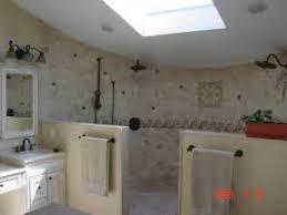 Bathroom  Shower Ideas For Small Bathroom Also Bathroom Open - Open shower bathroom design