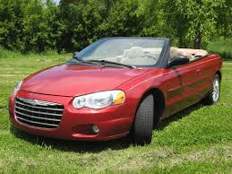 2004 chrysler sebring overview cargurus