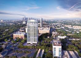 Houston City Flag Interfin Plants Its Flag At Buffalo Bayou U2013 Towers Houston