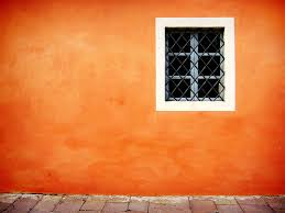 orange wall window on orange wall lucca a photo on flickriver
