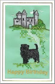 affenpinscher uk breeders affenpinscher birthday card embroidered by dogmania 8 x 6 g5568