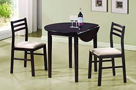 small dining room table sets drop leaf tables for small spaces