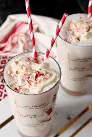 milkshake photography no churn peppermint ice cream milkshake the speckled palate