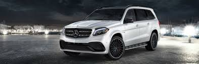 mercedes size suv what is the best 2017 large size suv