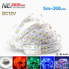 dc led strip lights cheap led strip lights 2835smd 5m 60led m dc 12v fita led string