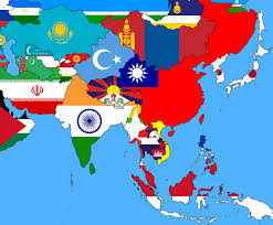 Asia Maps by Alternative Map Of Asia By Tovarishzoeymaps On Deviantart