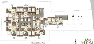apartments in jp nagar for sale 7th phase 3bhk flats axis vedam