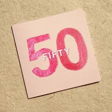 the 25 best 50th birthday greetings ideas on 50th
