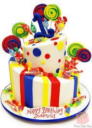 candy land birthday cake celebration cakes candyland birthday