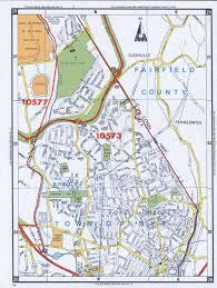 Yonkers New York Map by Port Chester Road Map