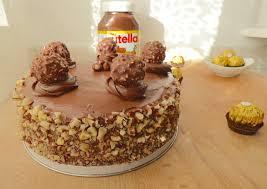 cuisine de gateau ferrero rocher cake la cuisine de micheline
