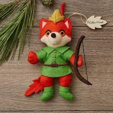 amazon com disney robin hood storybook plush ornament home u0026 kitchen