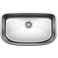 Blanco  One Super Undermount Single Bowl Kitchen Sink Small - Smallest kitchen sink