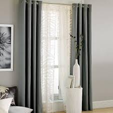 Gray Window Curtains White And Grey Living Room Curtains Home Decorations