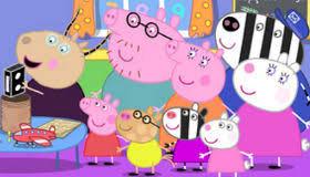 free peppa pig games girls