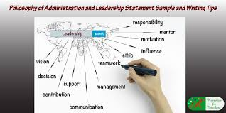Teamwork Resume Statements Writing A Philosophy Of Administration And Leadership Statement