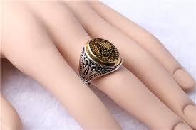 aliexpress buy size 7 10 vintage retro cool men size 7 10 vintage retro cool men rings new style fashion gold
