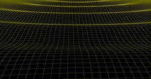 grid pattern alpha waves on a grid abstract background alpha channel stock footage