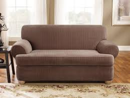 Sure Fit Dual Reclining Sofa Slipcover 52 Sure Fit Dual Reclining Sofa Slipcover Dual Reclining Loveseat