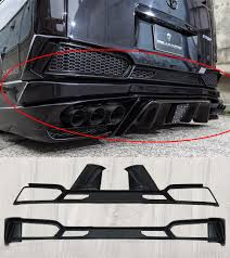 buy toyota hiace bumper and get free shipping on aliexpress com