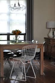 Bertoia Dining Chair Bertoia Chair For Collection Interior Pinterest Interiors