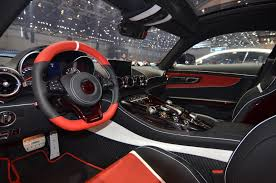 mansory mercedes mansory brings in 730 hp mercedes amg gt s to geneva damnedwerk