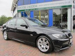 used bmw 3 series uk used bmw 3 series 2006 diesel 320d m sport saloon black manual for