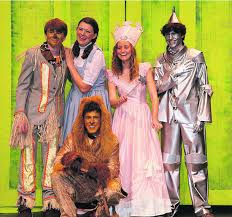 high schools take on classic musicals