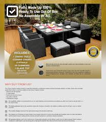outdoor furniture vic
