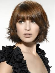 how to style chin length layered hair excellent chin length layered bob hair style 5 hairzstyle com