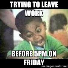 Funny Tgif Memes - busy bee on twitter tgif hope everyone has a great weekend meme