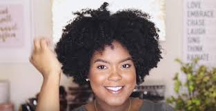 marley hairstyles mini marley shows us how to curl natural hair look at her hair