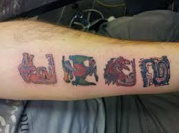 monster hunter u003e thread u003e hunter tattoos
