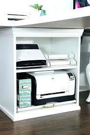 Printer Storage Cabinet Ikea Storage Cabinets Office Office Storage Cabinet Printer Cart