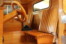 Classic Ford Truck Seats - custom built all wood ford pickup truck
