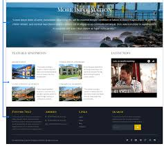 Free Wordpress Real Estate Templates by Crimea Joomla Real Estate Template