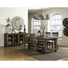 have to have it magnussen karlin wood 5 piece rectangular dining