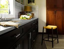 cabinets the awe inspiring beauty of excellent black kitchen