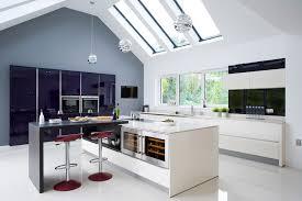 Futuristic Kitchen Designs Cozy Futuristic Kitchen Design With Breakfast Bar 4032 Latest