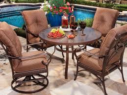 adorn the exterior facade with outdoor patio furniture we bri on
